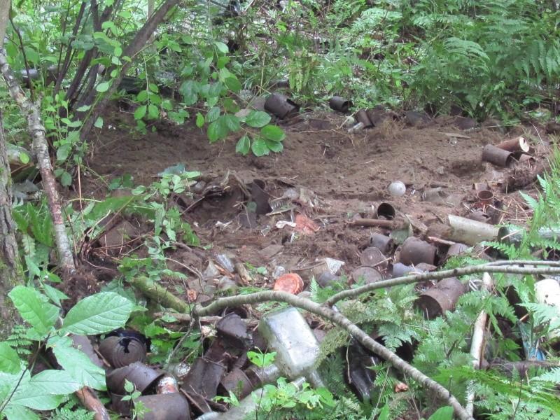 Avant midi de creuse à la Dompe du Vieux Chemin 00310