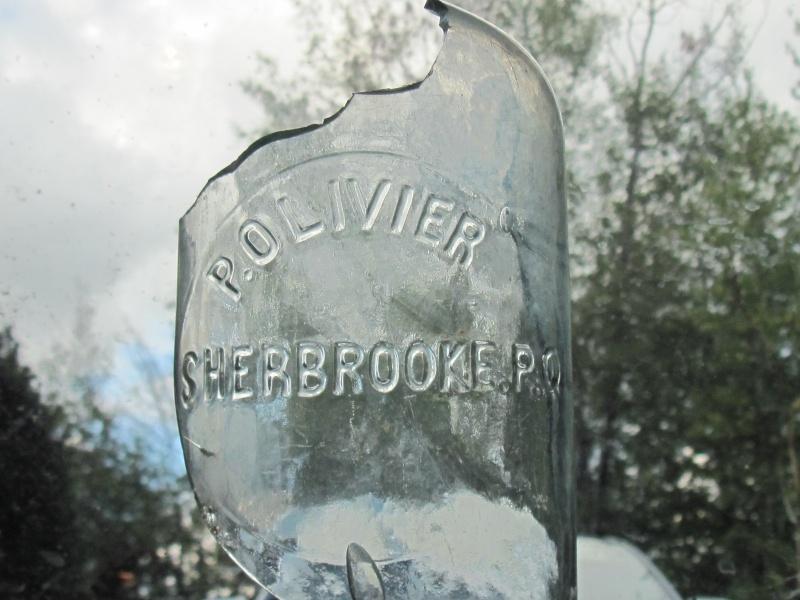 P. Olivier Sherbrooke. P.Q. 01715