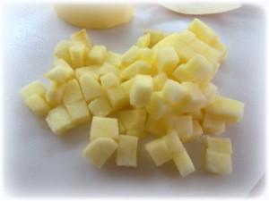 Oignons caramélisés aux pommes (confit) Dscf1711