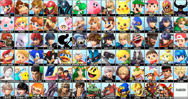 Notons nos rosters Ultima10