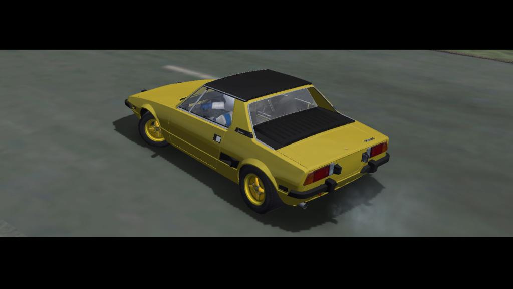 Bertone Fiat X1/9 - WIP 0210