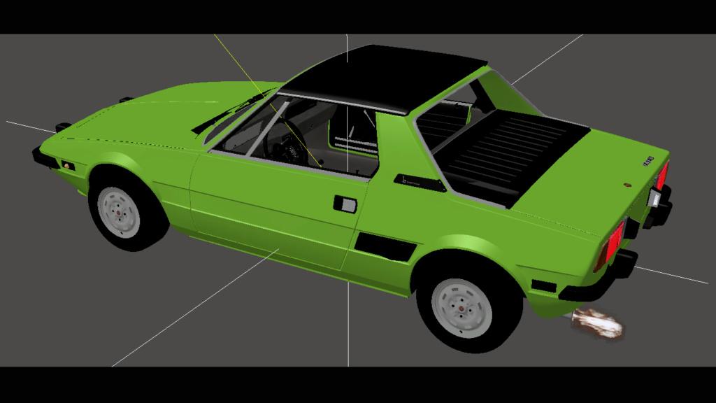 Bertone Fiat X1/9 - WIP Bfx19a10