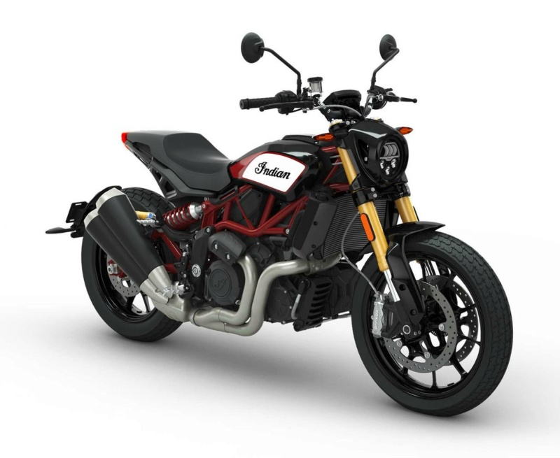 Indian FTR 1200 2019  Ftr12010