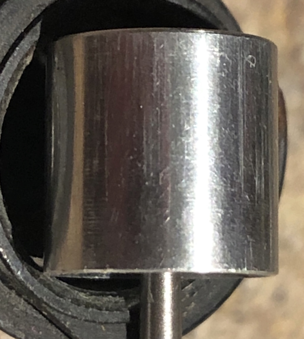 Cox aluminum piston? 3aca2610