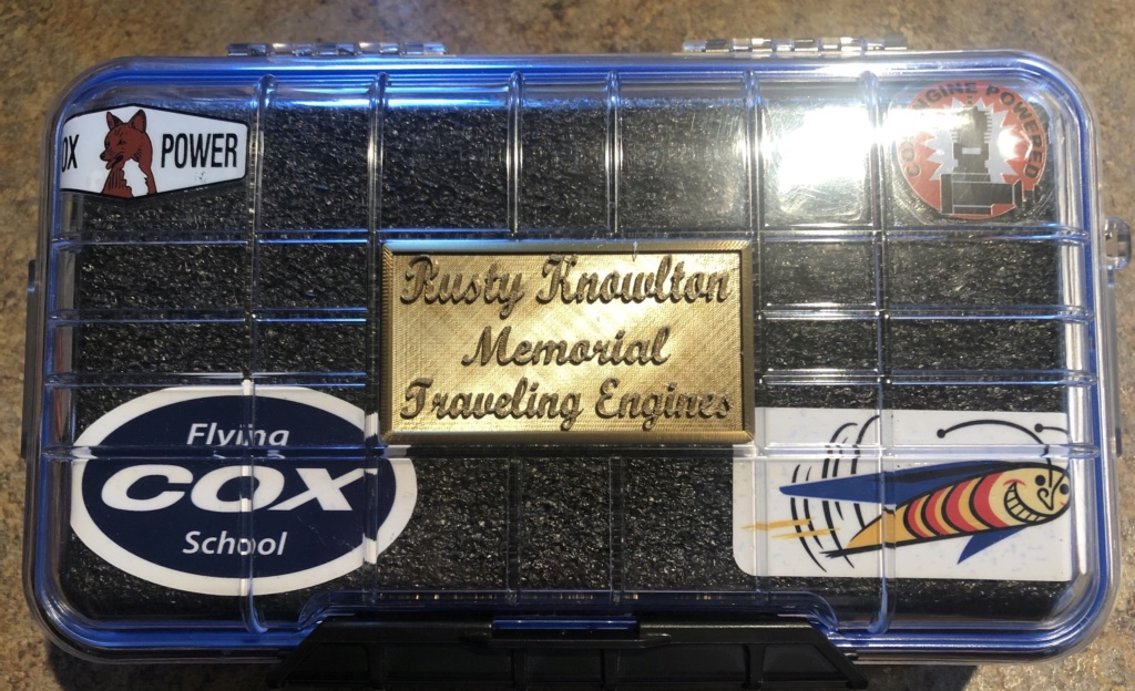 Follow Rusty's Memorial Traveling Engines! 45d74410
