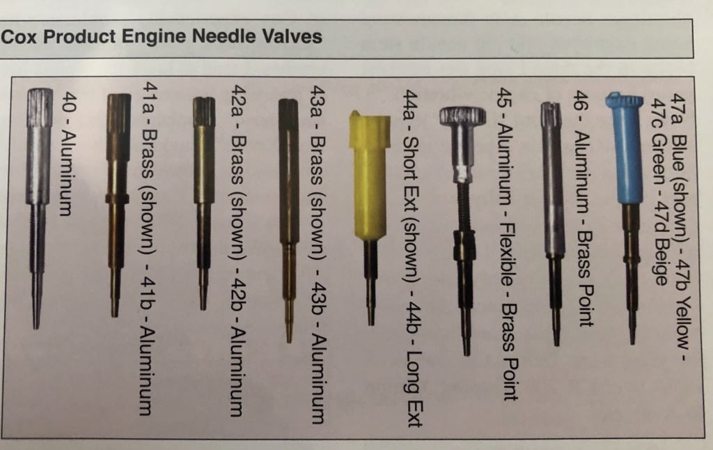 Flexible Needle Valves? 78883710