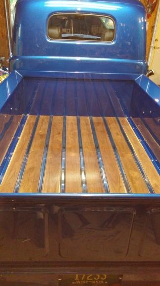 Bed Wood restoration  9c5e7b10