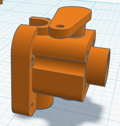 3D printed R/C Pee Wee backplate Rc_pee10