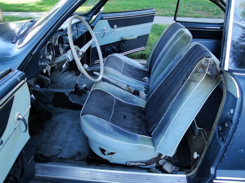Karmann Ghia 1958 54137610