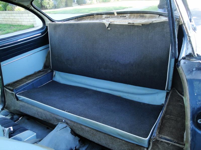 Karmann Ghia 1958 54137710
