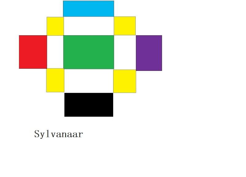 Plan de notre ville mère  Sylvan10