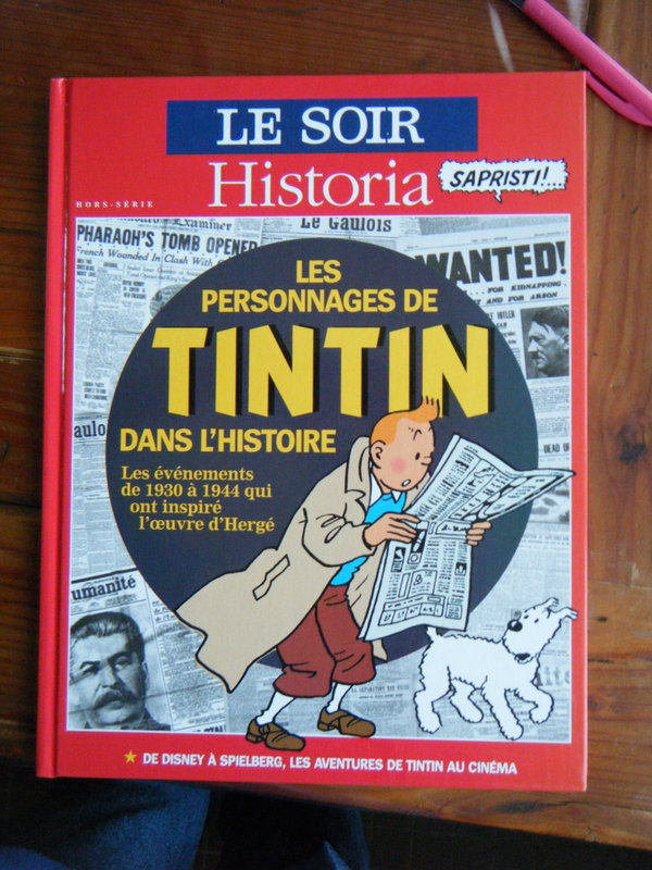 acquisition et collection RG et tintin de Jean Claude - Page 4 Dscf4213