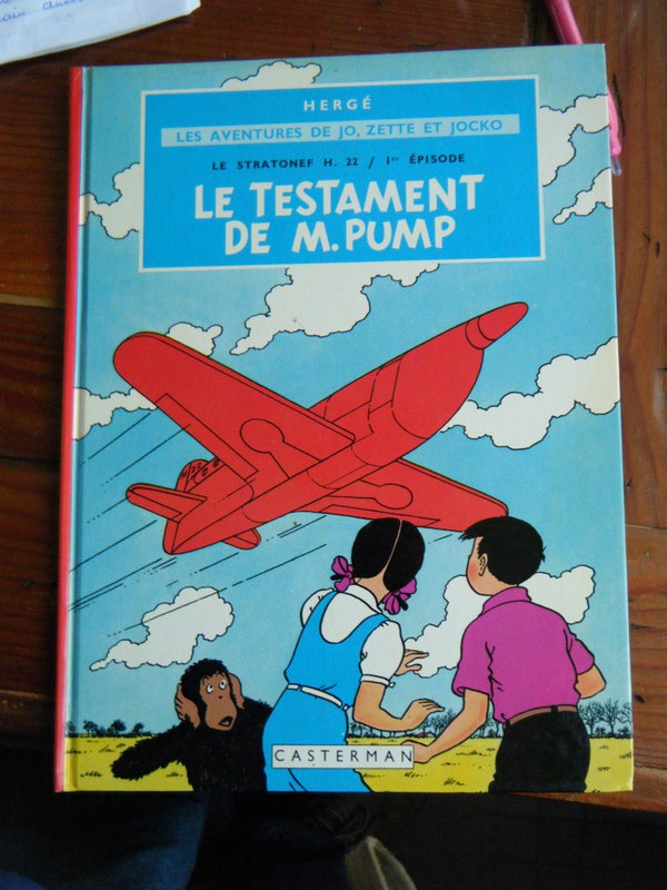 acquisition et collection RG et tintin de Jean Claude - Page 4 Dscf4216