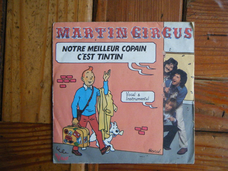 acquisition et collection RG et tintin de Jean Claude - Page 4 Dscf4312