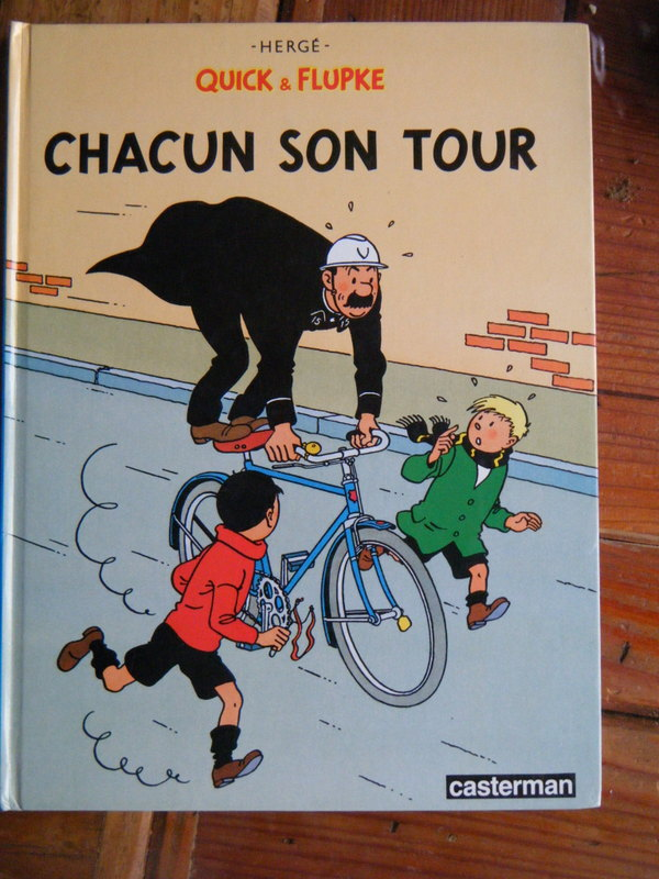 acquisition et collection RG et tintin de Jean Claude - Page 4 Dscf4315