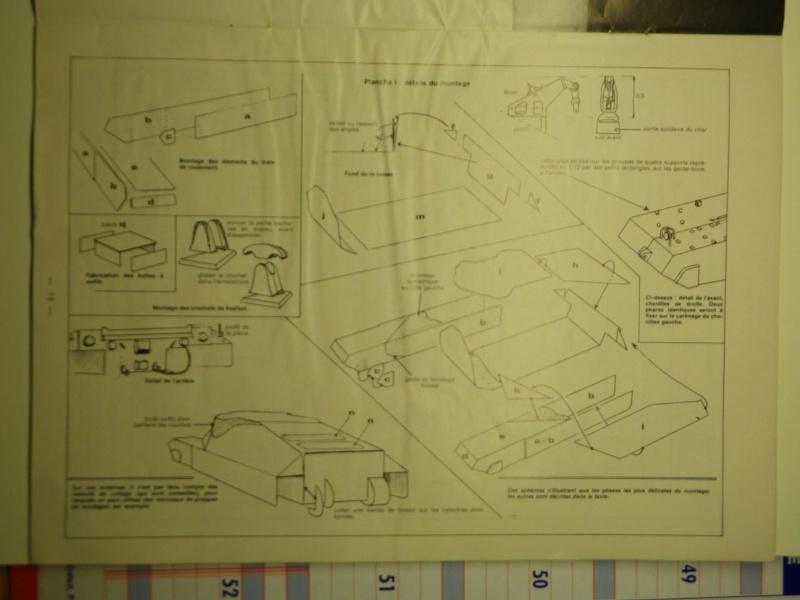 char américain super lourd T28 au 1:72 Imgp0944
