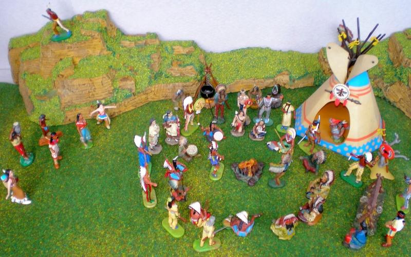 Western-Dioramen für 54 - 90 mm Figuren 002_in13