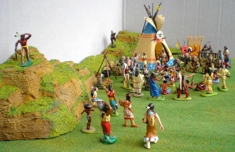 Western-Dioramen für 54 - 90 mm Figuren 002_in16
