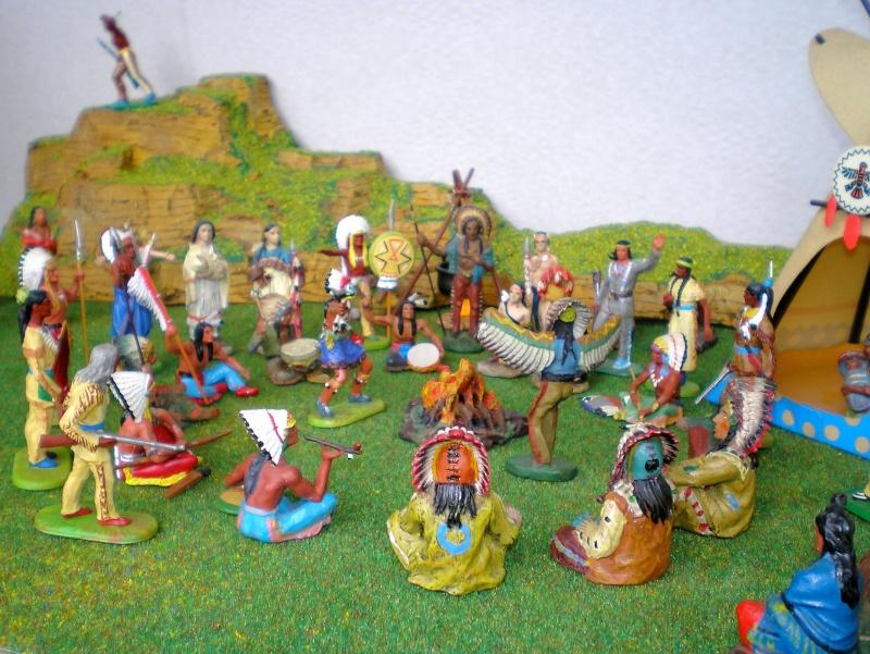 Western-Dioramen für 54 - 90 mm Figuren 002_in18