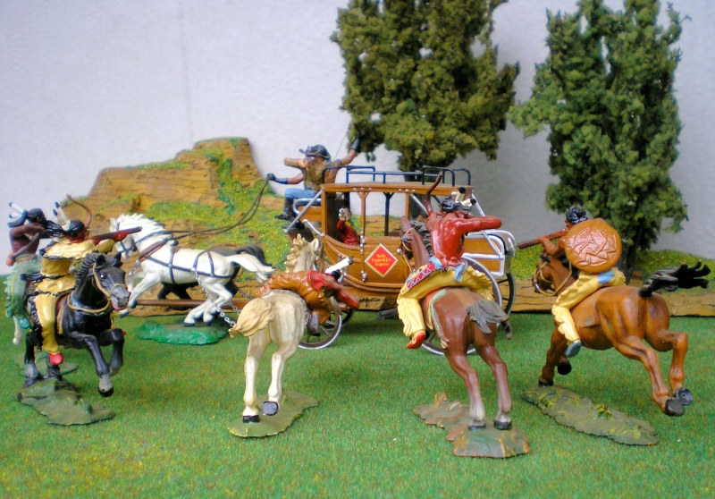 Western-Dioramen für 54 - 90 mm Figuren 003_po18