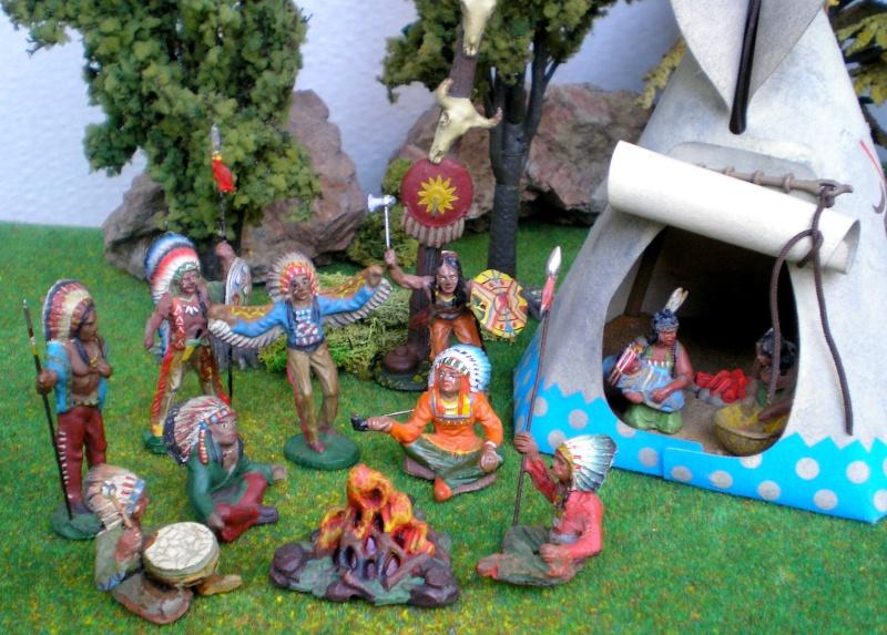 Western-Dioramen für 54 - 90 mm Figuren 006_0611