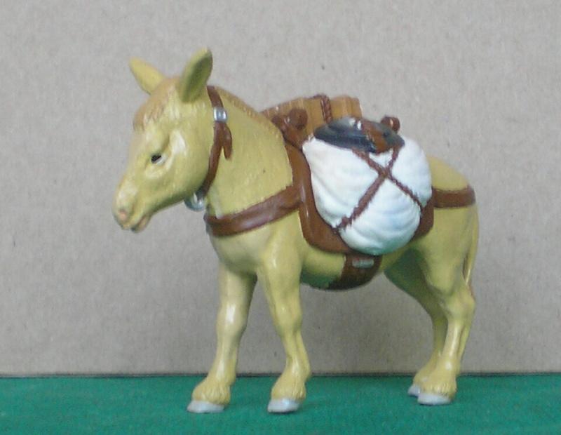 Meine Pferdesammlung - eigene Bemalungen und Umbauten in 54 bis 90 mm 062d1_10