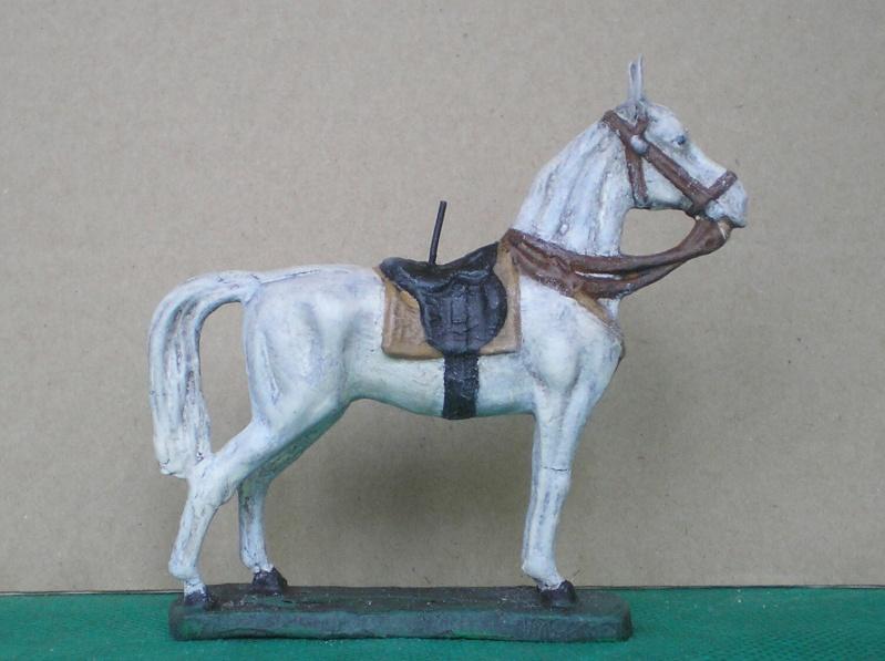 Meine Pferdesammlung - eigene Bemalungen und Umbauten in 54 bis 90 mm 079g1a10