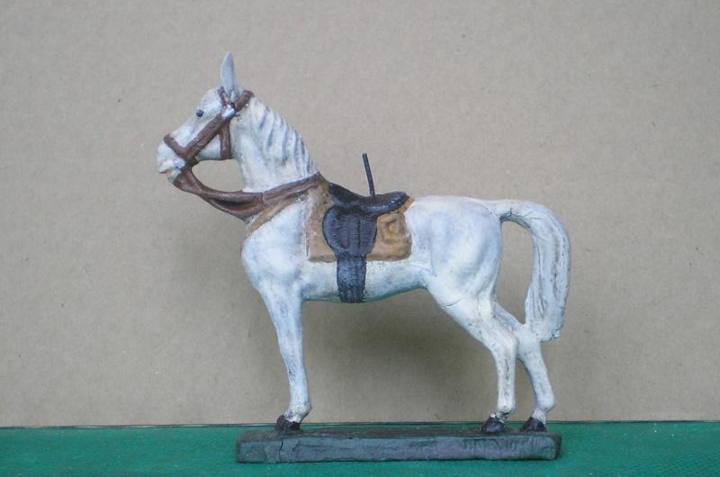 Meine Pferdesammlung - eigene Bemalungen und Umbauten in 54 bis 90 mm 079g1b10