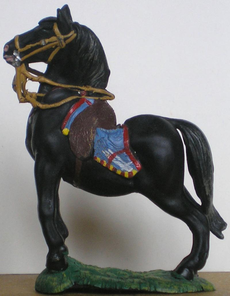 Meine Pferdesammlung - eigene Bemalungen und Umbauten in 54 bis 90 mm 083a1_10