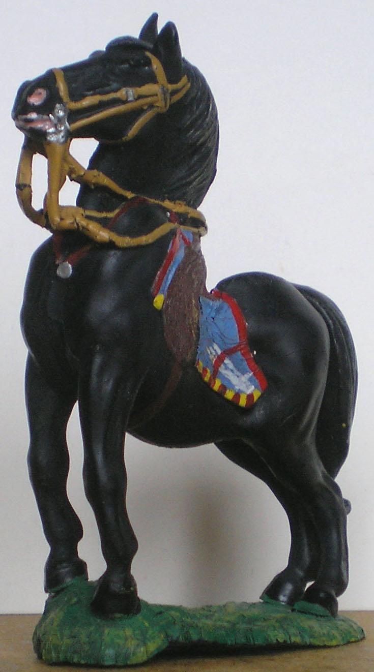 Meine Pferdesammlung - eigene Bemalungen und Umbauten in 54 bis 90 mm 083a2_10