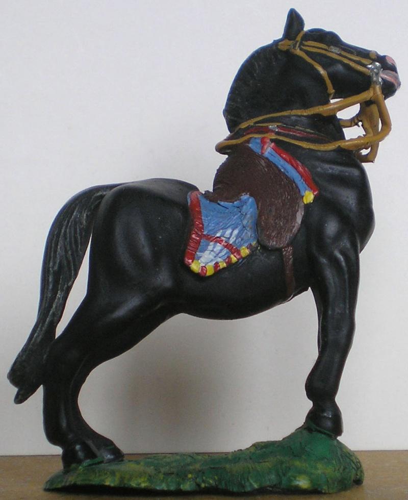 Meine Pferdesammlung - eigene Bemalungen und Umbauten in 54 bis 90 mm 083a4_10