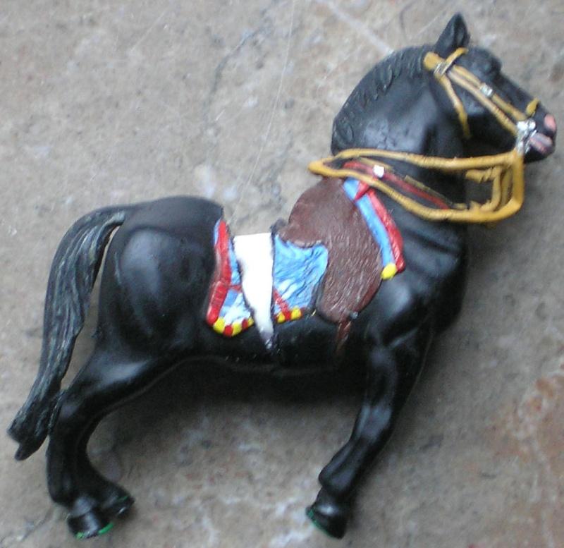 Meine Pferdesammlung - eigene Bemalungen und Umbauten in 54 bis 90 mm 083c1_10