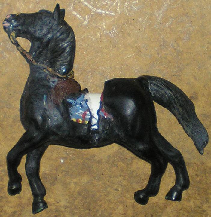 Meine Pferdesammlung - eigene Bemalungen und Umbauten in 54 bis 90 mm 083d3_10