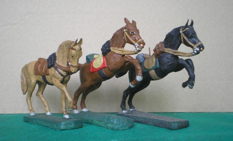 Meine Pferdesammlung - eigene Bemalungen und Umbauten in 54 bis 90 mm 098d3_10