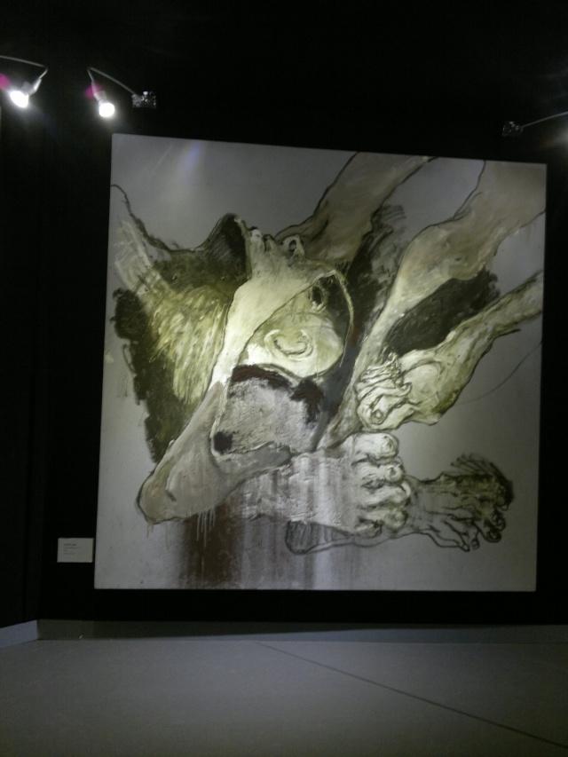 """l'exposition """"l'humanité"""" à Lausanne 27072013"""