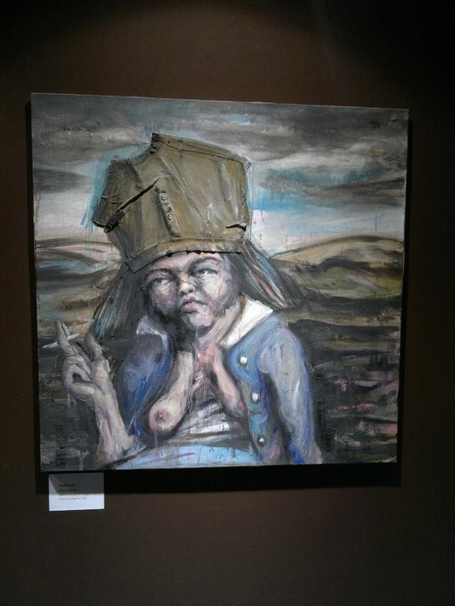 """l'exposition """"l'humanité"""" à Lausanne 27072023"""
