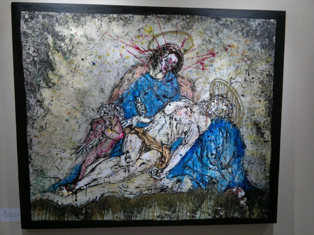 """l'exposition """"l'humanité"""" à Lausanne 27072038"""