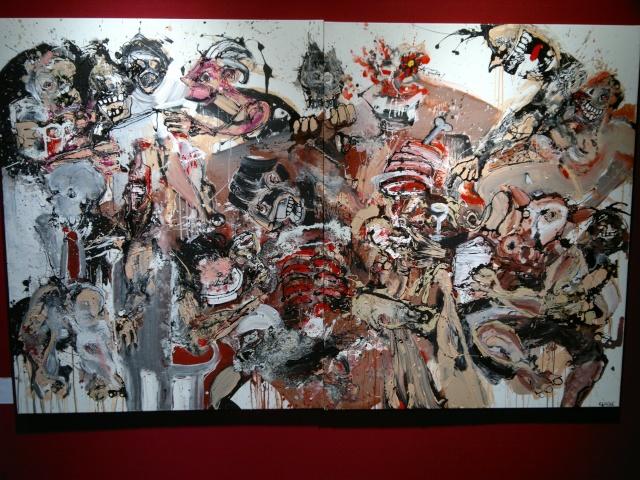 """l'exposition """"l'humanité"""" à Lausanne 27072041"""