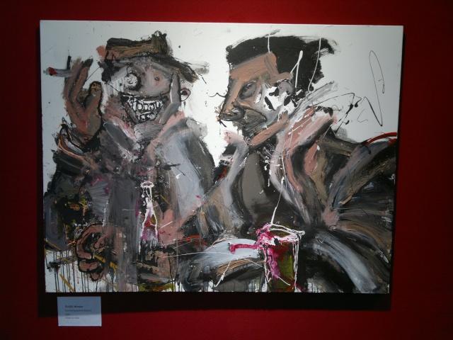 """l'exposition """"l'humanité"""" à Lausanne 27072042"""