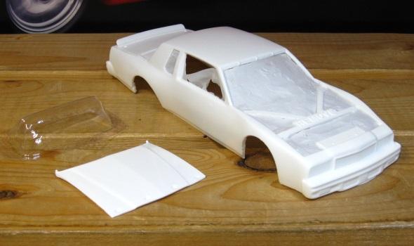 Resin Body 1977/79 Impala NASCAR Img_1011