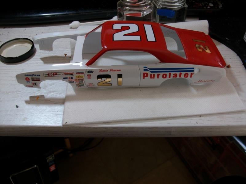 NASCAR Mercury David Pearson PUROLATOR #21 Imgp2121