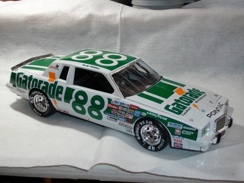 "#88 Pontiac Grand Prix 1984 Rusty Wallace "" GATORADE"" Imgp2310"