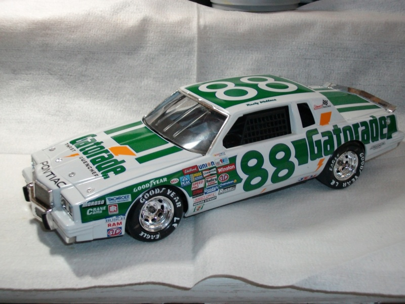 "#88 Pontiac Grand Prix 1984 Rusty Wallace "" GATORADE"" Imgp2311"