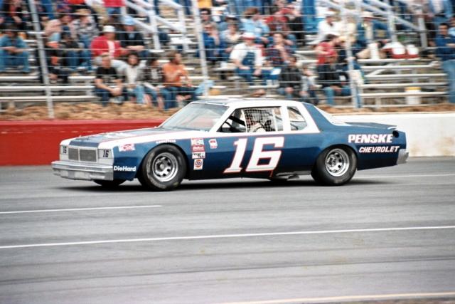 Resin Body 1977/79 Impala NASCAR S-l16010