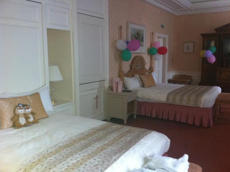 trip au disneyland hotel dans la suite bambi Img_1913