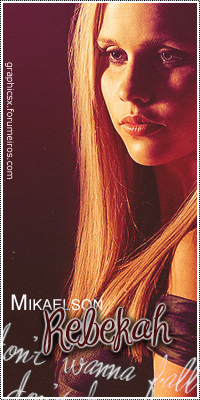 The Vampire Diaries Rebeka10