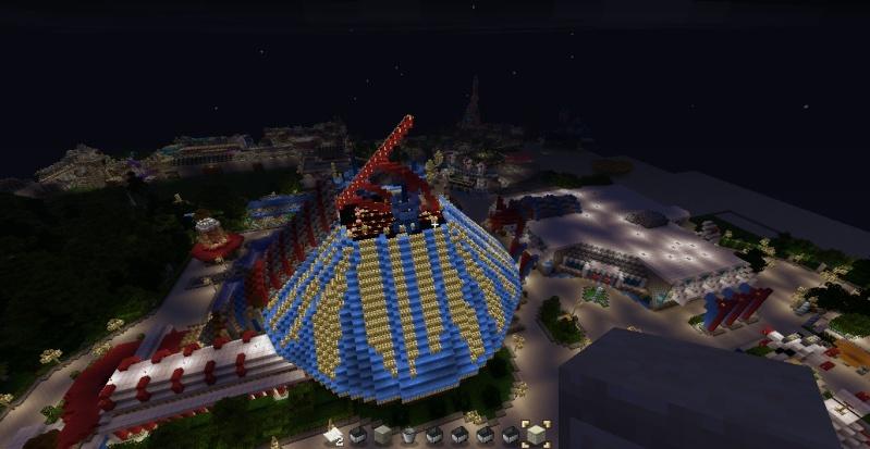 DisneyParks Craft : Saison 1 sur Disneyland Paris ! 2012-010