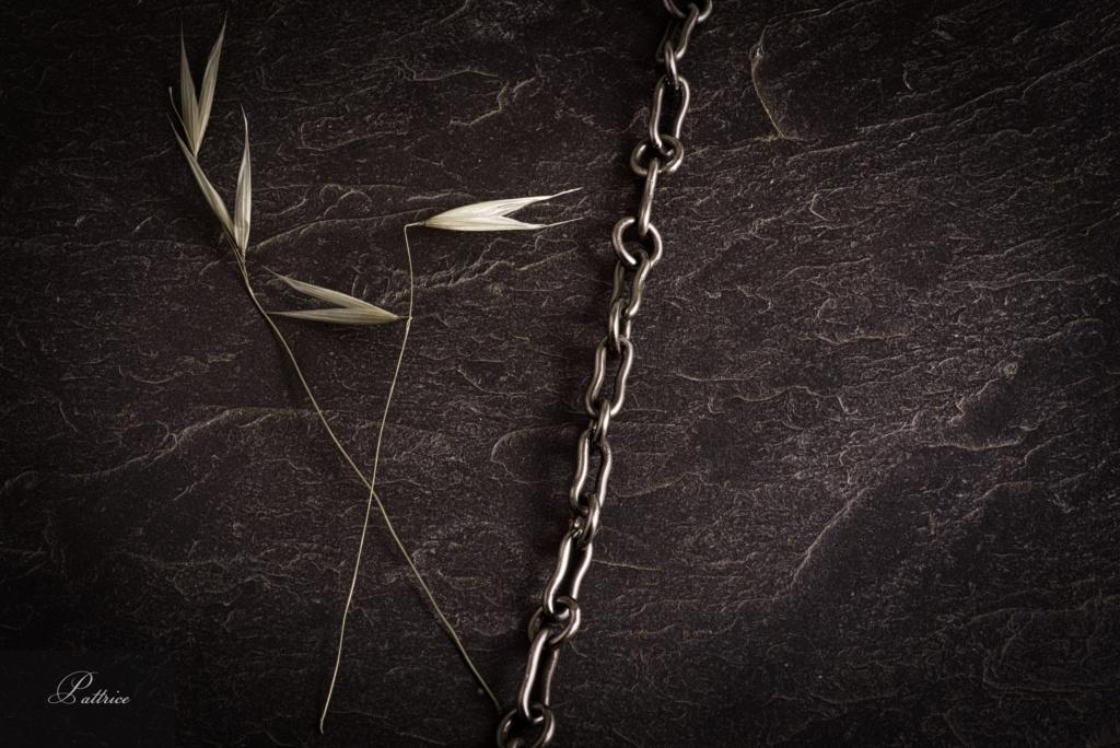 Chaine e bracelet titane Bracel10