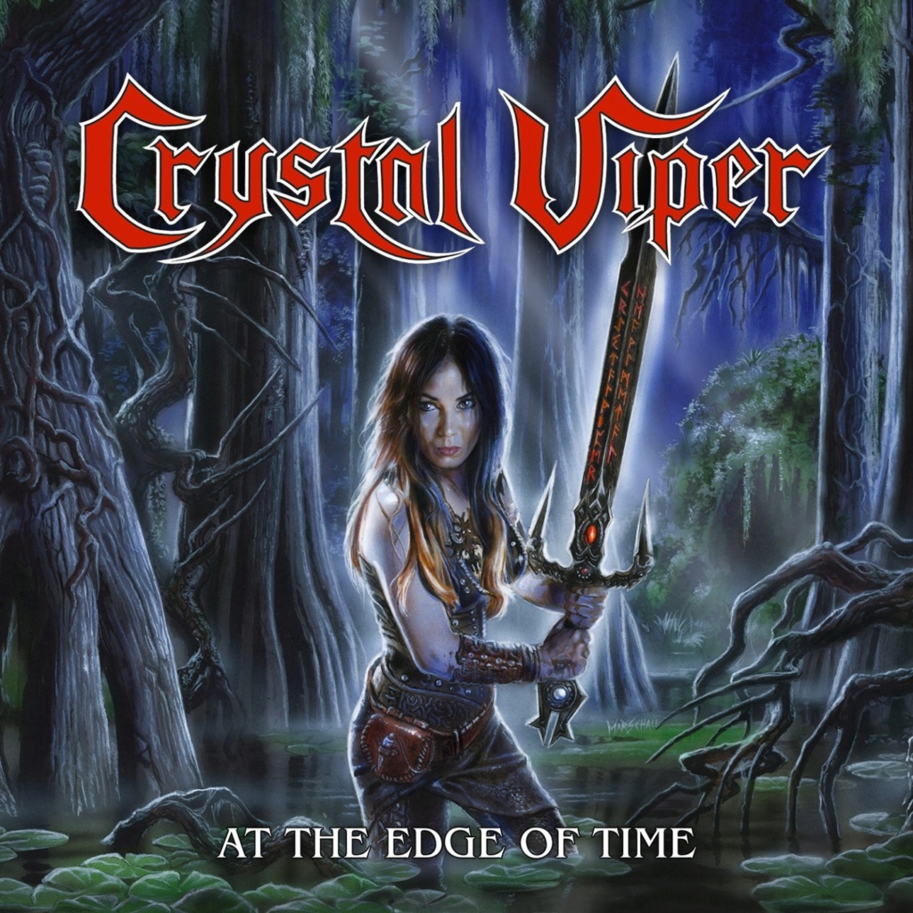 Crystal viper Cover10