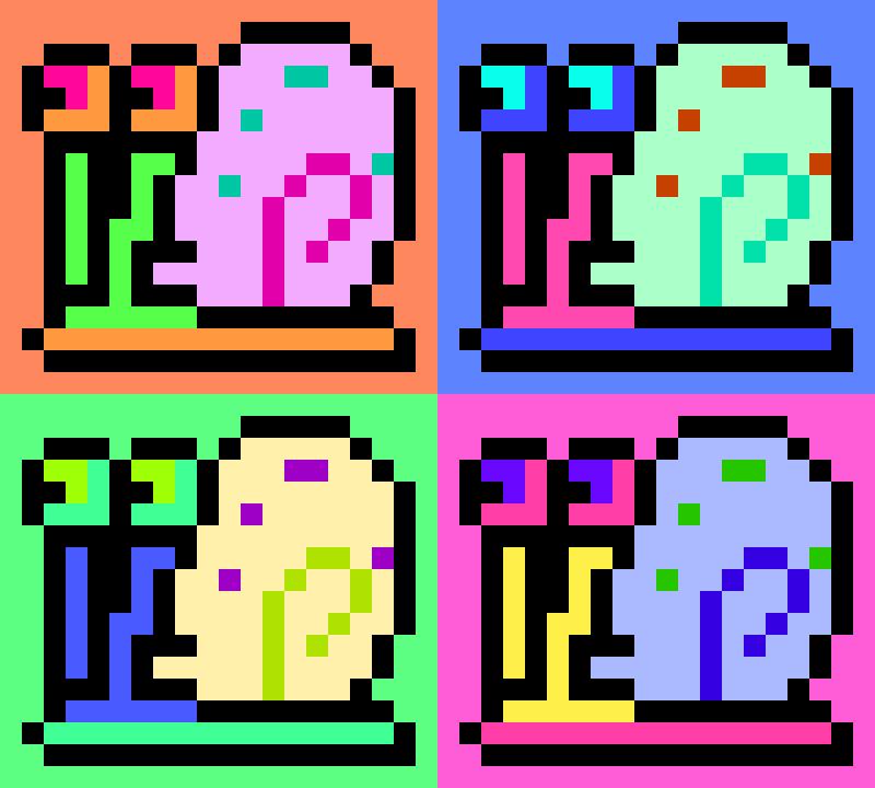 Parce qu'un pixel est une oeuvre d'art ! Gary_w10